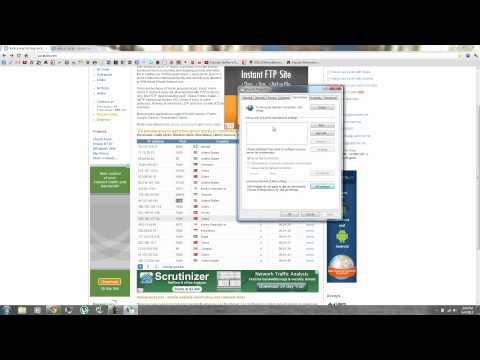How to setup a proxy on Win7 *NO EXTRA SOFTWARE*