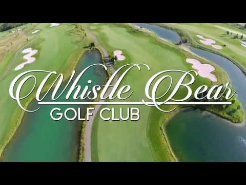 Whistle Bear Golf Club PROMO | DRONE VIDEO | panoramique media