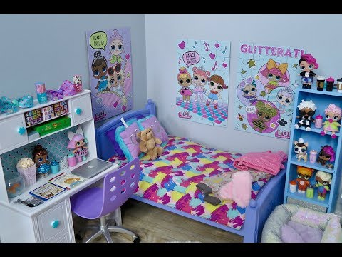 Instagram Followers Create My AG Doll Room ~ LOL Sleepover Room