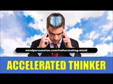 Accelerated Thinker - Think Quick On Your Feet - Subliminal Affirmations
