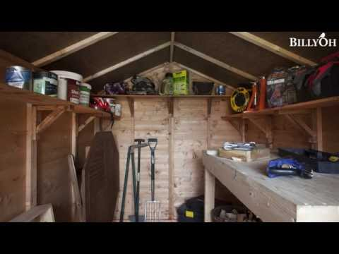 How To Make The Most Of Your Shed Space