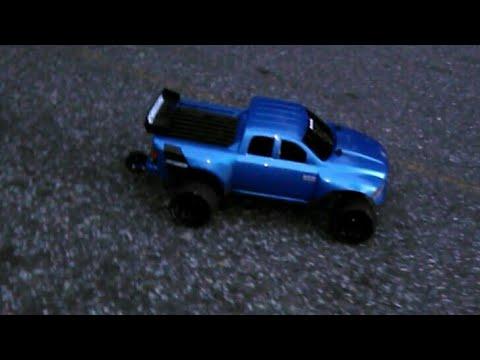 2wd Traxxas Slash LCG Chassis