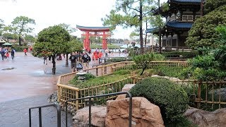 Adventures Around The World Showcase At Disney! | Taking A Closer Look At The Japan Pavilion