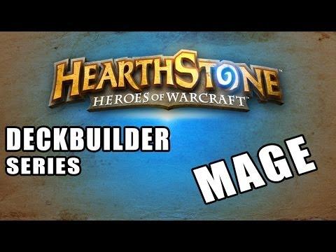 Hearthstone Deckbuilder Series #7 - Mage
