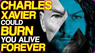Wiki Weekends | Charles Xavier Could Burn You Alive Forever