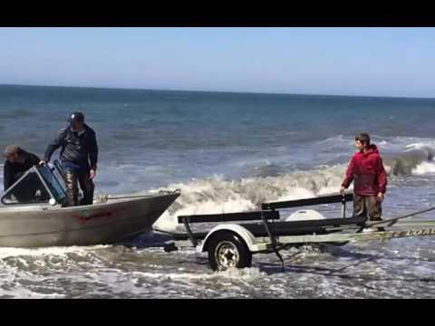 Deep Creek Alaska boat launch carnage