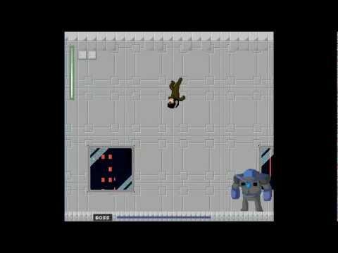 Java Game Boss Battle WIP