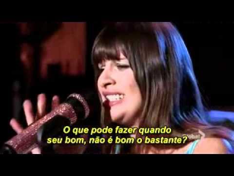 Glee Pretending Legendado)