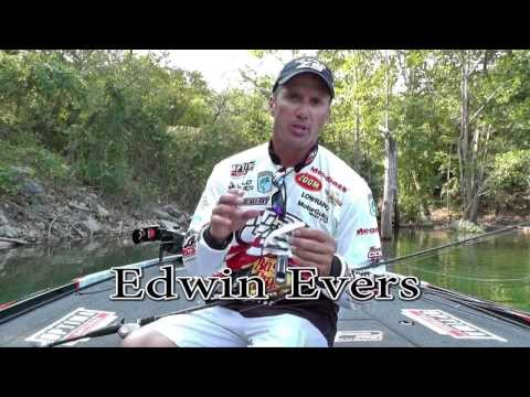 How to fish the Horny Toad with Edwin Evers