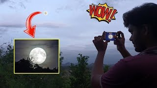 20x Zoom Tested with Moon Shot ft OPPO Reno 2 | Tamil Tech