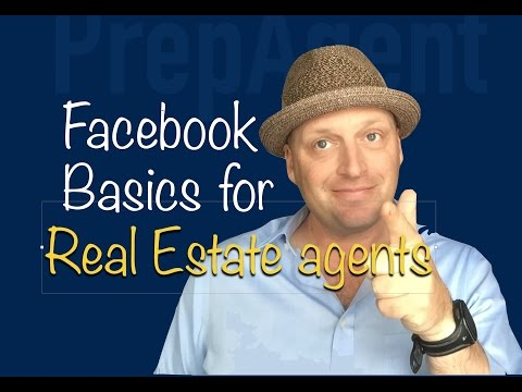 Facebook basics you NEED to know as a Real Estate Agent