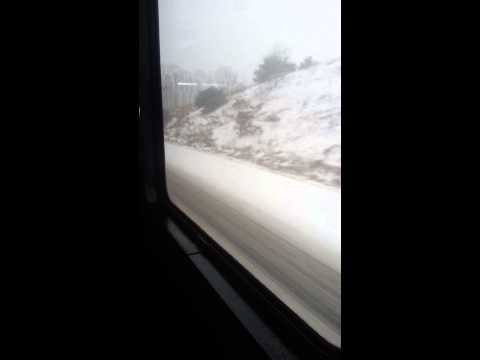 Greyhound bus headed to Wytheville Va, Pt 1