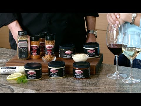 Pairing Wine with Seasonings, Sauces and Rubs