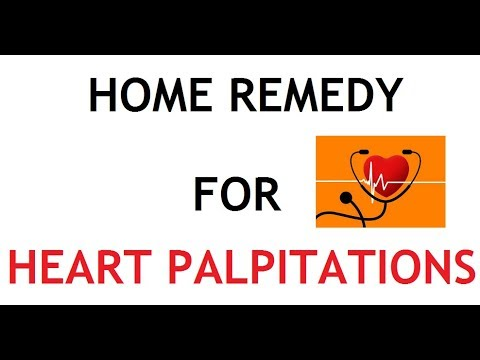 5 Home Remedy for Heart Palpitations