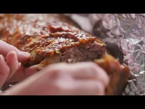 How to Make Tender Pork Ribs