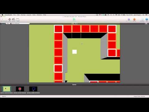 GameSalad Better 3D Blocks update 04 - Retro game goodness.