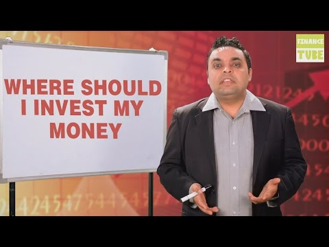 Where Should I Invest My Money? How to Invest in Stock Market India ? Vishal Thakkar