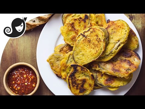 What We Eat in a Day [Vegan] #11 + Eggplant Fritters Recipe | Veganlovlie