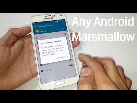 ★ How to Turn OFF Screen Overlay ★ Enable Application Permissions on Any Android Devices