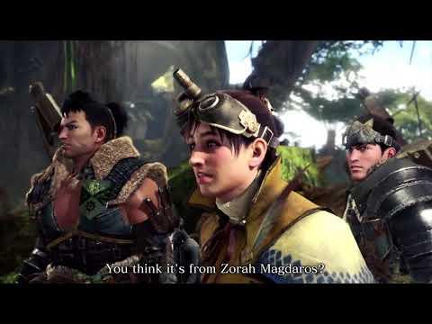 Monster Hunter: World Launch Trailer
