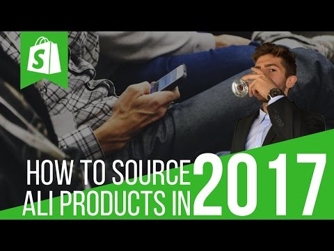 How To Source Aliexpress Products in 2017 + FREE SOURCING CHECKLIST!