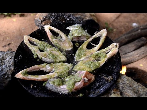 Green Masala Fish Fry   Pomfret Fish Fry