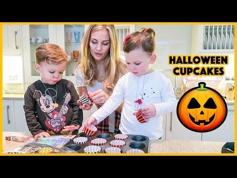 Halloween Cupcakes 2016! | Anna Saccone
