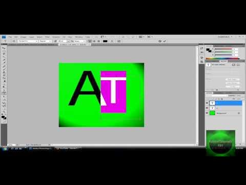 Adobe Photoshop CS4 - How To Make A Basic Adobe Icon
