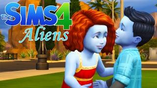sims 4 alien toddlers Videos - 9tube tv