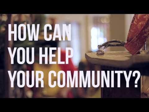 Build Texoma - How Can You Help Your Community?