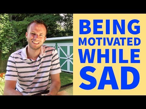 Depression Tips: How To Be Motivated When You Are Depressed, Sad, Or Bored (MHM Ep.18)