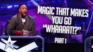 "MAGIC that makes you go ""WHAAAAT!?"" | BGT2020"