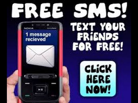How to Sand a FREE SMS all local mobile
