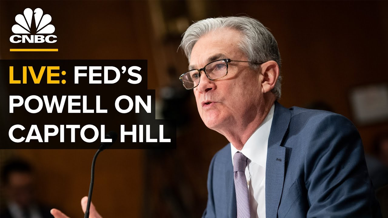 WATCH LIVE: Fed Chair Jerome Powell testifies before Congress — 2/23/21