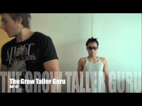 Grow Taller 3-6 Inches 8 WEEKS! - Day 67 of Michael's Transformation