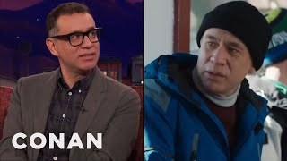 Please Don't Watch This Clip From Fred Armisen