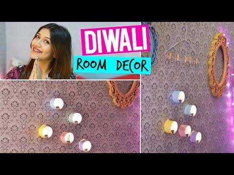 DIY : Diwali Room Decor 2015