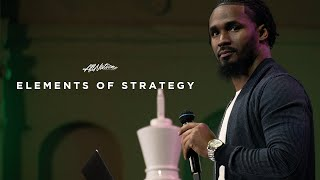 The Art of War | Dr. Matthew Stevenson | Elements Of Strategy