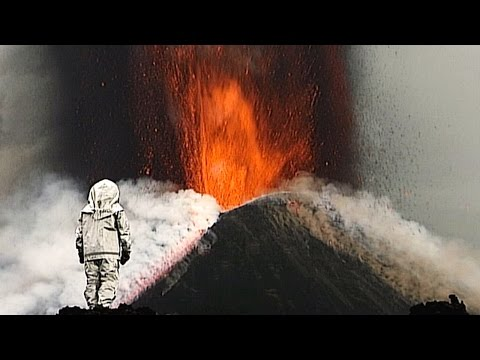 Naked Science - Volcano Alert
