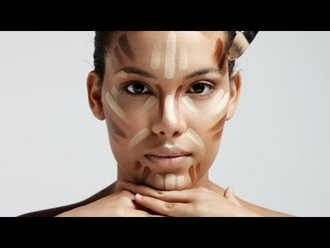 Contouring and Highlighting Makeup Dallas TX