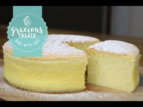 Cotton Sponge Cake | Part 2
