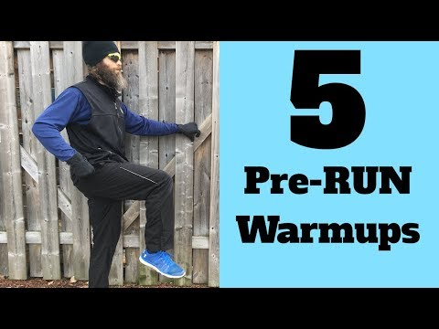 How To Warm Up Before You Run