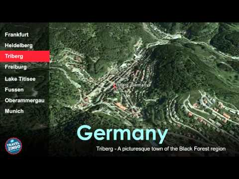 6 Days Germany Black Forest & Bavaria EUA0501
