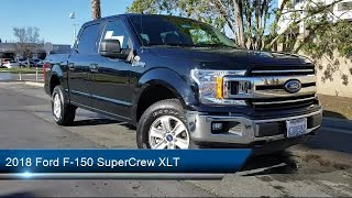 Download 2018 Ford F-150 SuperCrew XLT Fremont San Jose Hayward Union City San Leandro Video