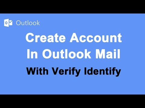 How to create or sign up new account in outlook mail