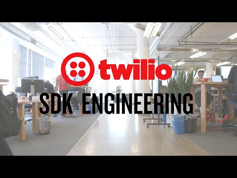 Working at Twilio SDK Engineering Team