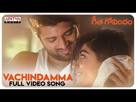 Xxx Mp4 Vachindamma Full Video Song Geetha Govindam Songs Vijay Devarakonda Rashmika Mandanna 3gp Sex