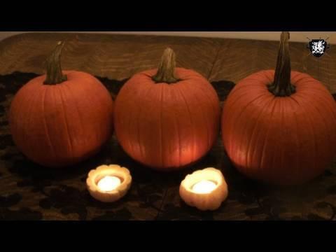 10 Creative Holiday Pumpkin Ideas : Decor It Yourself