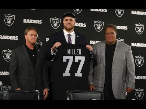 Oakland Raiders 2018 NFL Draft Recap: What Were They Doing?