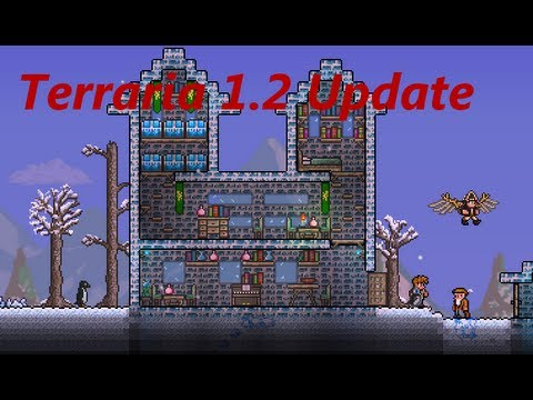 New Terraria Spolier: New Biomes, Pets and Ice Chests